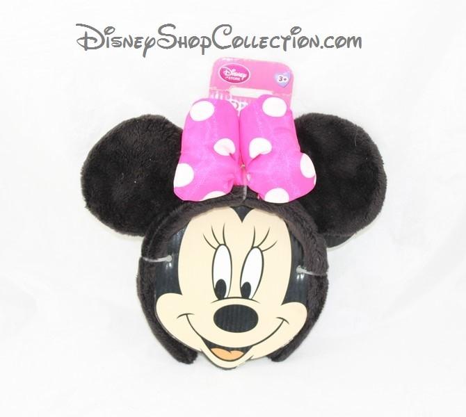 serre t te minnie disney store oreilles de minnie mouse. Black Bedroom Furniture Sets. Home Design Ideas
