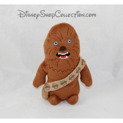 Peluche Wookie Chewbacca ABYSSE CORP Star Wars doudou 20 cm