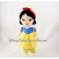 Doll plush DISNEY Princess NICOTOY snow white and the seven dwarfs 30 cm yellow dress