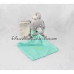 Doudou handkerchief Dumbo DISNEY NICOTOY green luminescent glow in the dark