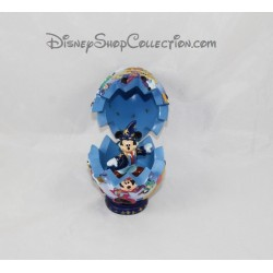 Figurine oeuf de collection DISNEYLAND PARIS Egg 20 ans du parc Disney 9 cm