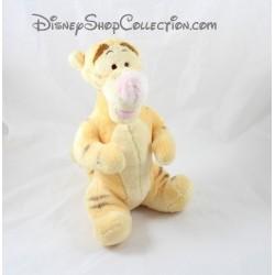 Peluche Tigrou NICOTOY orange jaune Disney 25 cm