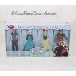 Mini doll DISNEY STORE Frozen Mini doll set snow Queen