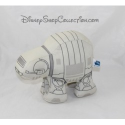 Plush vehicle ABYSSE CORP Star Wars AT - AT doudou 17 cm