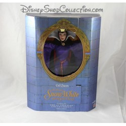 Poupée Evil Queen DISNEY MATTEL Blanche Neige méchante Reine Collector