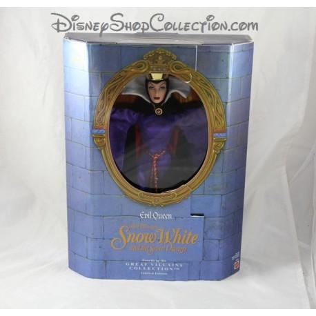 Doll Evil Queen MATTEL DISNEY collector's evil Queen snow white