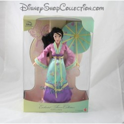 Doll Mulan DISNEY MATTEL Spring Blossom Collector 29191 year 2001