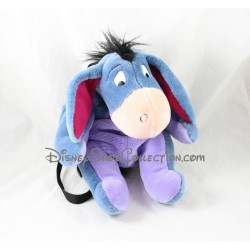 Peluche sac à dos âne Bourriquet DISNEY JEMINI Winnie l'ourson 35 cm