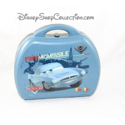 Mallette voiture à demonter Finn Mc missile SMOBY Disney Cars jouet mécanicien