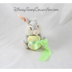 Verde de Pascua Pan Pan DISNEY STORE peluche 16 cm huevo cinta