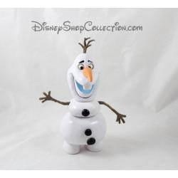 Jouet Olaf DISNEY La Reine des neiges change de visage 20 cm