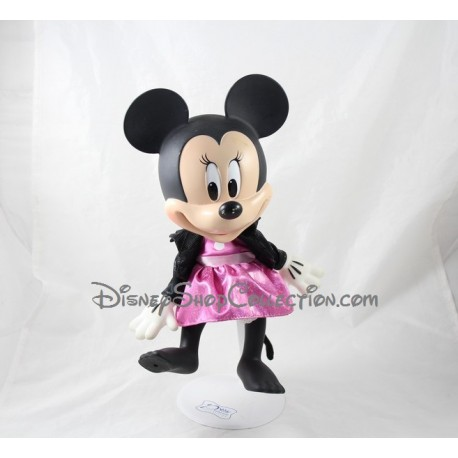 poup e minnie disney store pop star chante et parle 32 cm. Black Bedroom Furniture Sets. Home Design Ideas