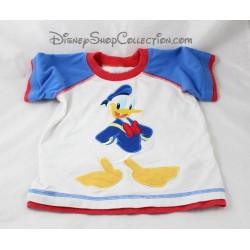 T-shirt bébé Donald DISNEY STORE manches courtes 12-18 mois