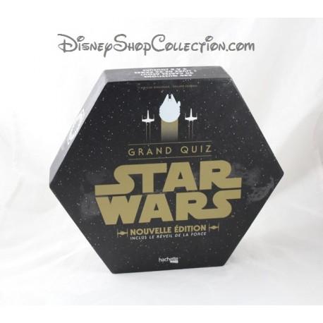 Jeu de société Star Wars HACHETTE Grand Quiz nouvelle édition le réveil de la Force