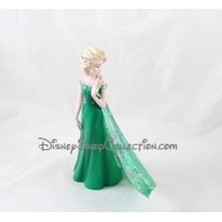 Elsa DISNEY SHOWCASE la nieve alta costura Reina estatuilla de resina 20 cm