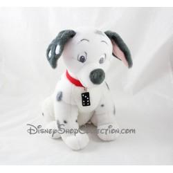Peluche chien Dalmatien DISNEY Les 101 Dalmatiens Nestlé 28 cm