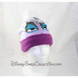 Bonnet Ursula DISNEYLAND PARIS La petite sirène adulte bonnet en laine violet Disney