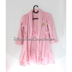 Robe de chambre Aurore DISNEY STORE La Belle au bois dormant rose peignoir 5-6 ans