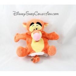 Peluche marionnette Tigrou DISNEY tigre orange ami Winnie l'Ourson 23 cm