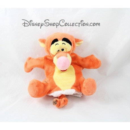 Orange Peluche Disney L'ourson Ami Tigrou Marionnette Tigre Winnie E29IWDHY