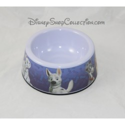 DISNEYLAND PARIS Pluto, Volt, Max Disney 13 cm dog bowl