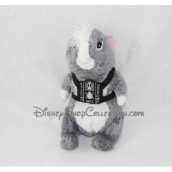 Plush pig turkey Juarez DISNEY NICOTOY Mission-G gray 18 cm