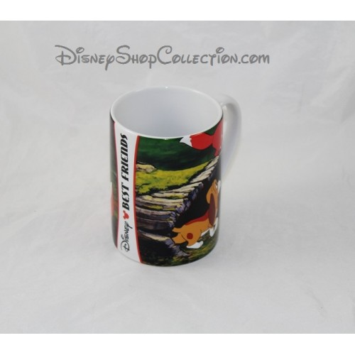 Rouky Ceramic Rox Mug Friends Disneyland Paris And Best Sos knw8ON0PX