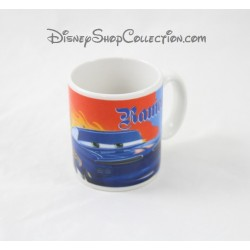 Espresso car coffee cup Ramone DISNEY Ceramic Cars 7 cm