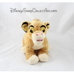 Peluche lion Simba TCC GLOBAL Le Roi Lion bébé enfant 24 cm
