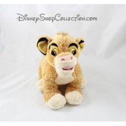 Peluche lion Simba TCC GLOBAL Le Roi Lion bébé enfant 24 cm