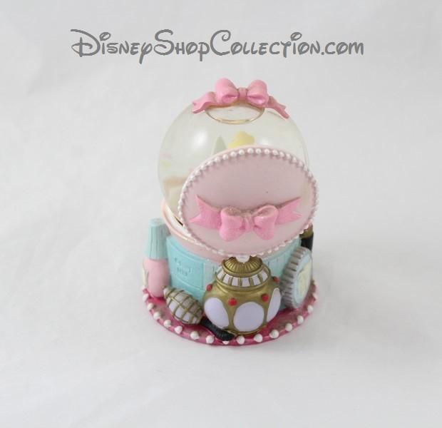 Snow Globe Fée Clochette Disney Store Miroir Boite à Maquillage Bou
