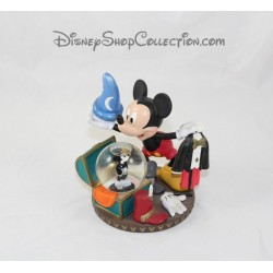 Snow globe Mickey DISNEY coffre à costumes garde robe 11 cm