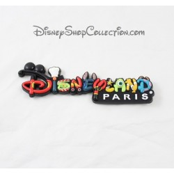 Aimant DISNEYLAND PARIS magnet multi personnages Disney 13 cm