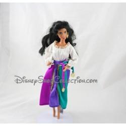 Poupée mannequin Esmeralda DISNEY MATTEL Le Bossu de Notre Dame 30 cm
