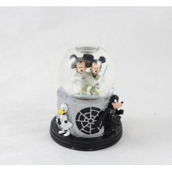 Mini snow globe Star Wars DISNEYLAND Mickey Minnie boule à neige 8 cm