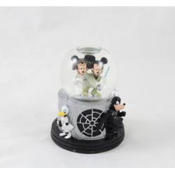 Mini snow globe Star Wars DISNEYLAND Mickey Minnie boule à neige 8 cm