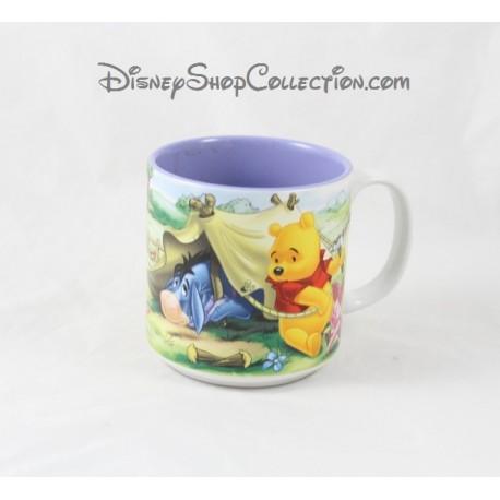 Winnie the Pooh Mug DISNEY STORE Classics movie scene 2009