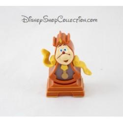 Figurine horloge Big Ben MCDONALD'S Disney La Belle et la bête Mcdo 8 cm