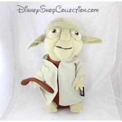 Peluche géante Maitre Yoda PLAY BY PLAY Star Wars La Guerre des étoiles 45 cm