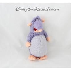 Peluche Django rat DISNEY STORE Ratatouille Disney bleu 20 cm