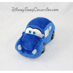 Peluche voiture Sally DISNEY STORE Cars bleu 18 cm