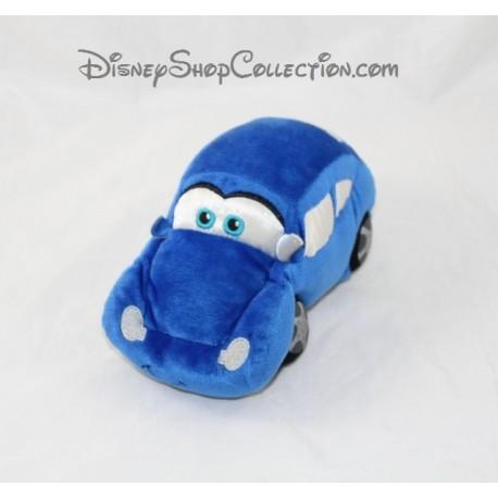 Peluche voiture sally disney store cars bleu 18 cm disneyshopcol - Voiture sally cars ...