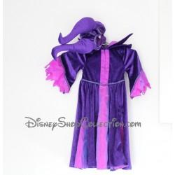 Déguisement Elsa DISNEY La reine des neiges robe du couronnement 110 cm