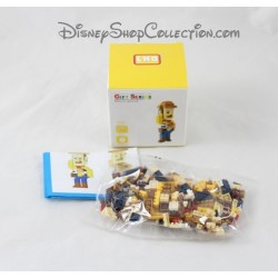 Micro Block Woody DISNEY Toy Story style Lego 14 years +.
