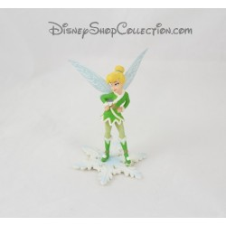 Fairy Tinker Bell BULLYLAND held winter figurine Disney Bully 10 cm