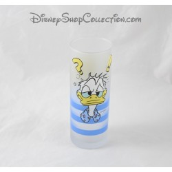DISNEY Donald corner 14 cm blue white corner glass