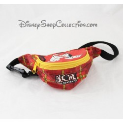 Red vintage DISNEY the 101 Dalmatians size child banana bag