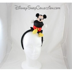 Serre-tête Mickey DISNEYLAND PARIS 3D Mickey Mouse chapeau haut de forme