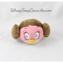 Plush Ball Bird Angry Birds Star Wars Princess Leia Pink 11cm