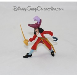 Figurine Capitaine crochet BULLYLAND Peter Pan Bully 9 cm